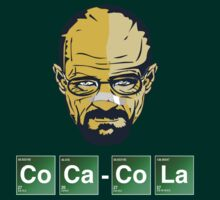 Breaking Bad: Walter White: Coca-Cola by rydrew