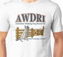 AWDRI Tee. Light Colours. Unisex T-Shirt