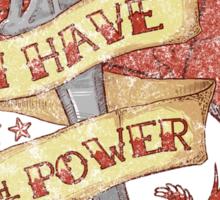 The Power Sticker