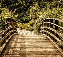 Cross The Bridge by EdwardKay