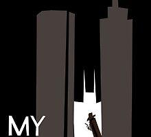My City Bleeds by atlasspecter