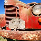 Old Truck by PepperPotPics