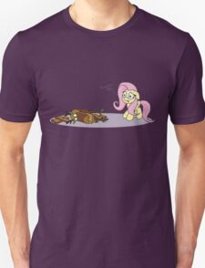 Her Greatest Challenge Yet... Unisex T-Shirt