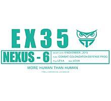 EX35 Nexus Photographic Print