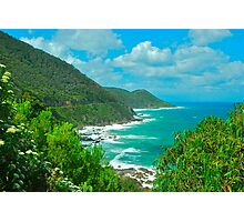 Great Ocean View Photographic Print