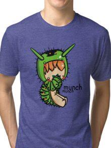 Munch Munch Tri-blend T-Shirt