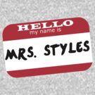 Mrs. Styles by angelx64