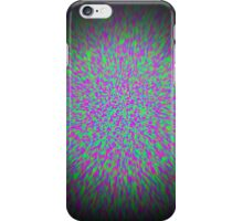 Green and Purple iPhone Case/Skin