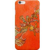 Floral Swirl iPhone Case/Skin