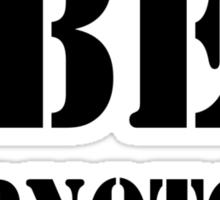 Obey Hypnotoad Sticker