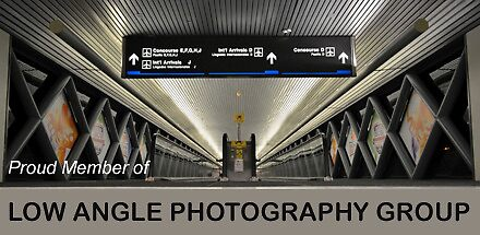 Proud Member of Low Angle Photography Group - Banner 02 by Jeremy Lavender Photography