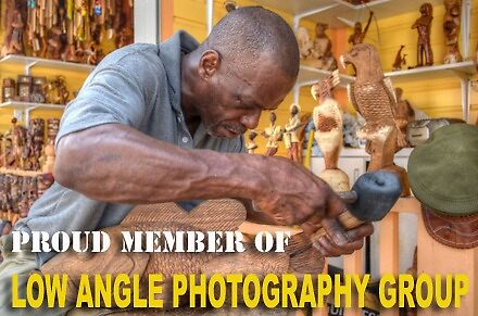 Proud Member of Low Angle Photography Group - Banner 05 by Jeremy Lavender Photography