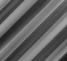 Black and White striped Iphone case by MarshallMoses