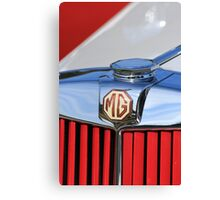 Classic in Red Canvas Print