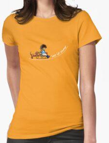 Little Helper Let it Snow {dark apparel} T-Shirt