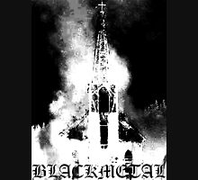 BLACK METAL Unisex T-Shirt