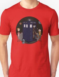 T.A.R.D.I.S Unisex T-Shirt