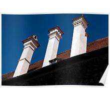 Towering Chimneys Poster