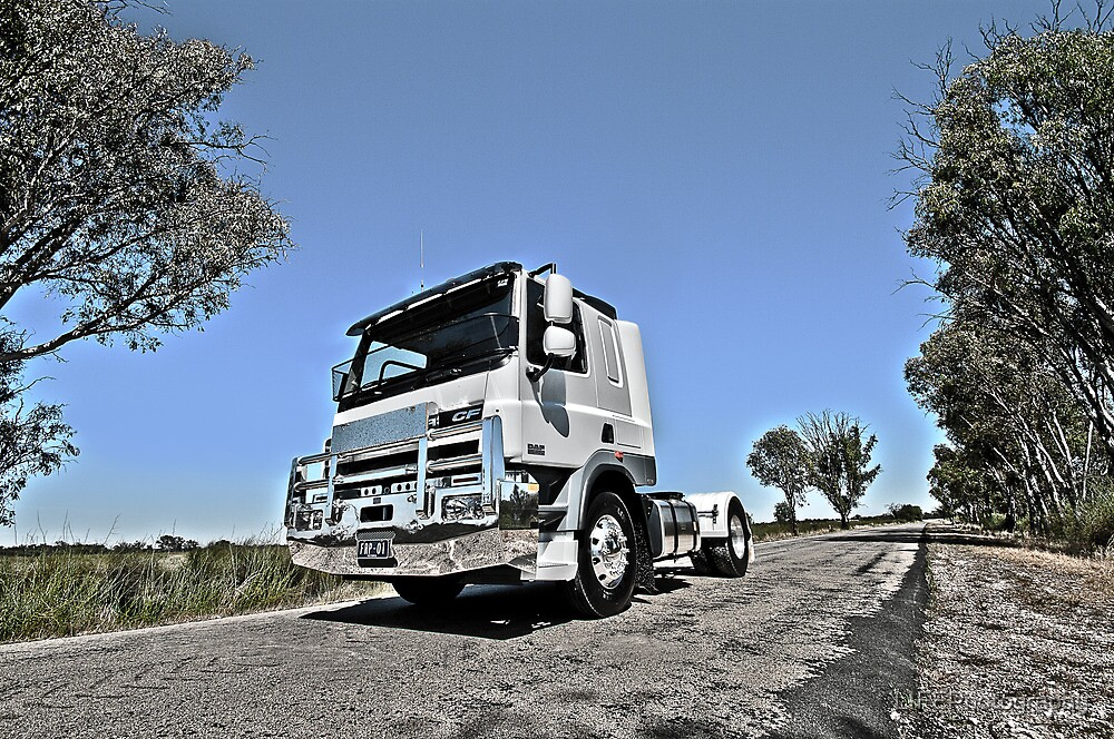 DAF CF85 by LIFEPhotography
