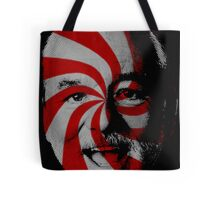 Peppermint Murray Tote Bag