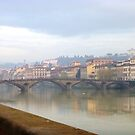 Florence Italy by Kelton Hardingham