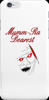 Mumm-ra Dearest by nerdgasm