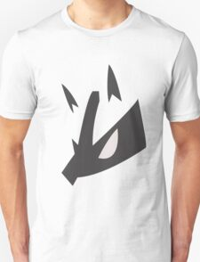 Lucario Pokemon Face T-Shirt
