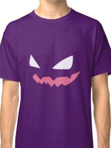 Haunter Pokemon Face Classic T-Shirt