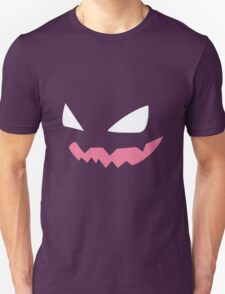 Haunter Pokemon Face Unisex T-Shirt