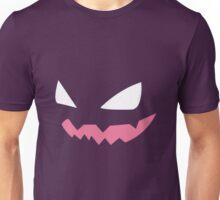 Haunter Pokemon Face Unisex T-Shirt