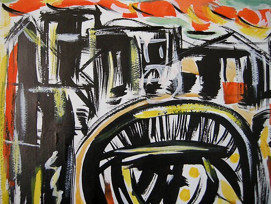 city eye... by banrai
