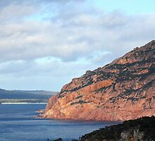 View from Cape Tourville- Freycinet NP, Tasmania by PepperPotPics