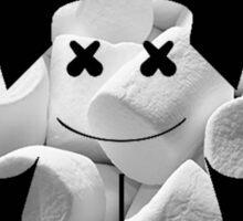 Marshmello Effect Sticker