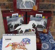 Painted Ponies prizes  by louisegreen