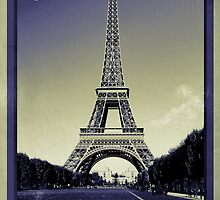 Paris France vintage look by sumners