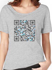Diamond Code Women's Relaxed Fit T-Shirt