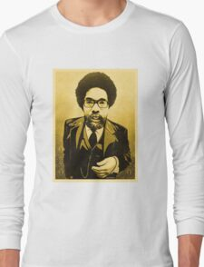 Dr Cornel West Long Sleeve T-Shirt