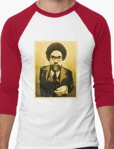 Dr Cornel West Men's Baseball ¾ T-Shirt