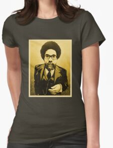 Dr Cornel West Womens Fitted T-Shirt
