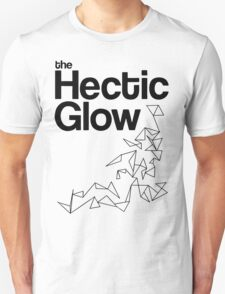 The Hectic Glow - John Green T-Shirt [B&W] Unisex T-Shirt
