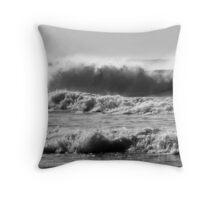 Sharpes Beach Ballina NSW Throw Pillow
