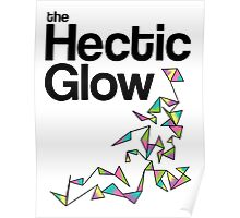 The Hectic Glow - John Green T-Shirt [Colour] Poster