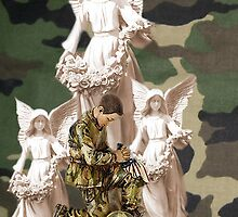 ✌☮  BLESS OUR SOLDIER'S PRESENCE OF ANGELS✌☮  by ╰⊰✿ℒᵒᶹᵉ Bonita✿⊱╮ Lalonde✿⊱╮