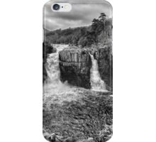 High force waterfall iPhone Case/Skin