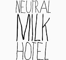 Neutral Milk Hotel [B] Womens Fitted T-Shirt