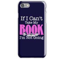 MY BOOK iPhone Case/Skin
