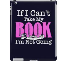 MY BOOK iPad Case/Skin