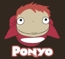 Ponyo Movie by punglam