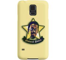 "Natural Po-lice  (""The Wire"") Samsung Galaxy Case/Skin"