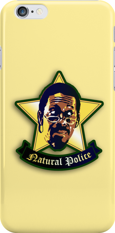 "Natural Po-lice  (""The Wire"") by Galit"